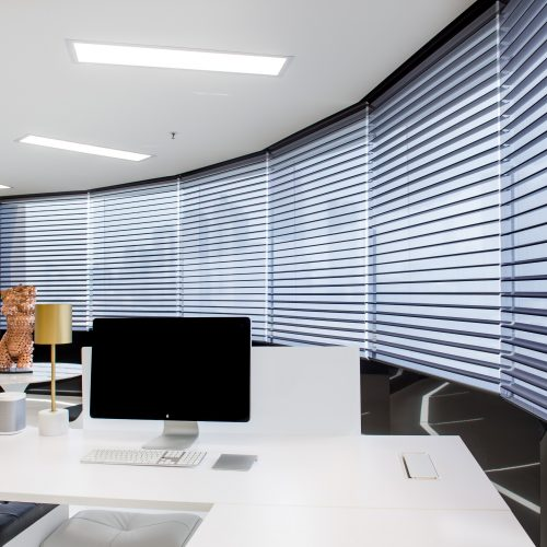 Luxaflex Silhouette Shades by O'Gormans