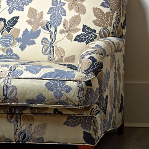 Upholstered Couch by O'Gormans