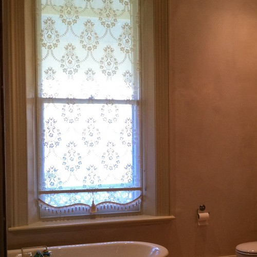 Lace Blind in Bath