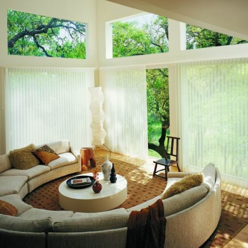 Luxaflex Luminette Shades