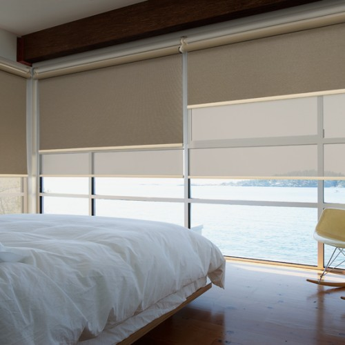 Luxaflex Dual Roller Blinds
