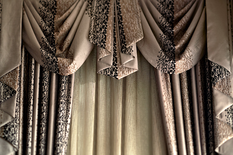 Swag And Tails O Gorman S Custom Made Curtains
