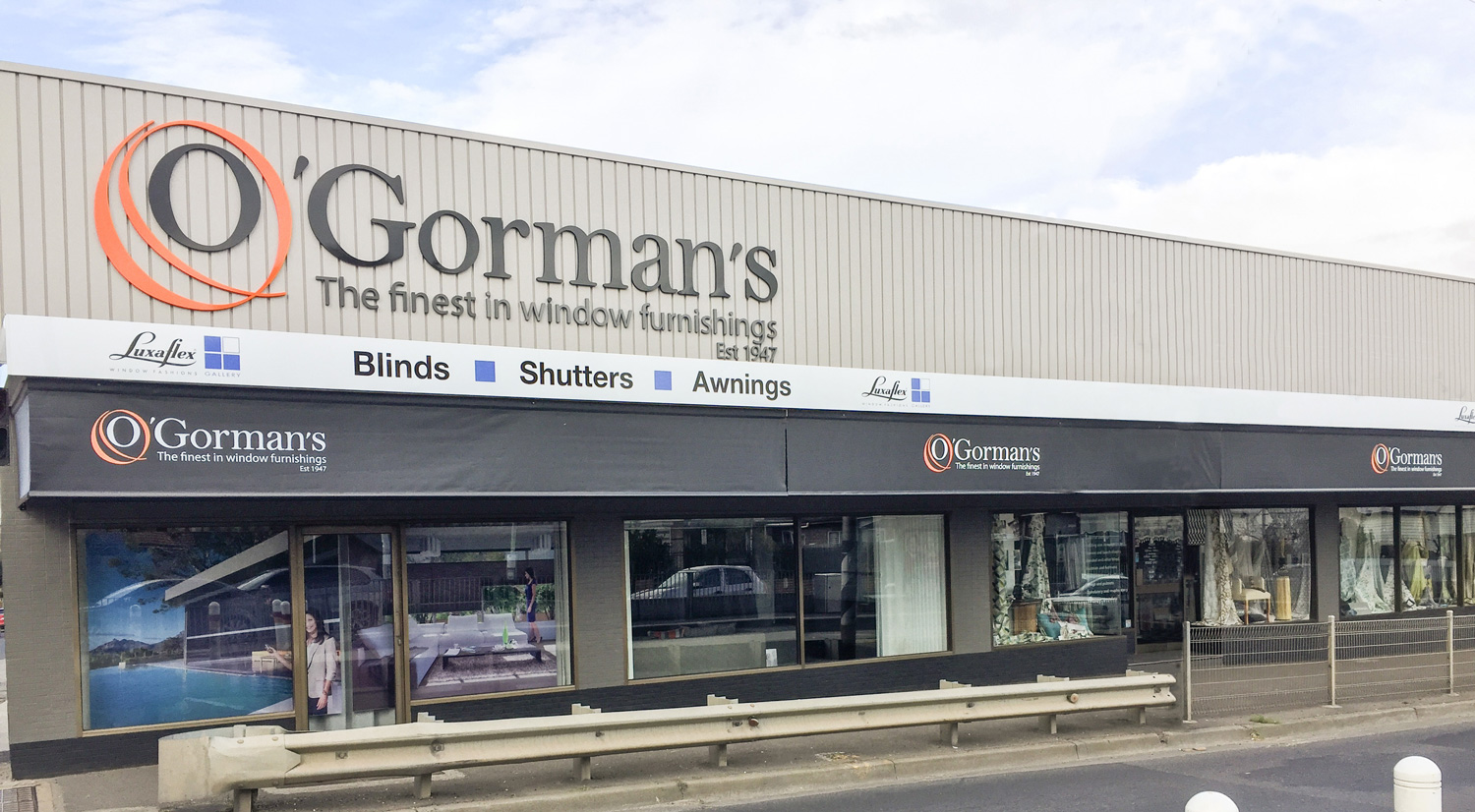 O'Gorman's Shopfront