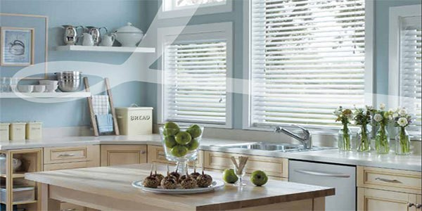 Luxaflex Countrywood Venetian Blinds